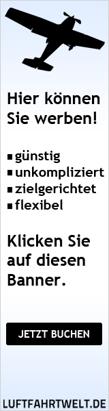 Werbung auf LuftfahrtWelt.de