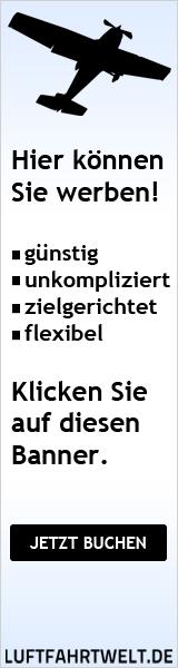 Werbung auf LuftfahrtWelt.de